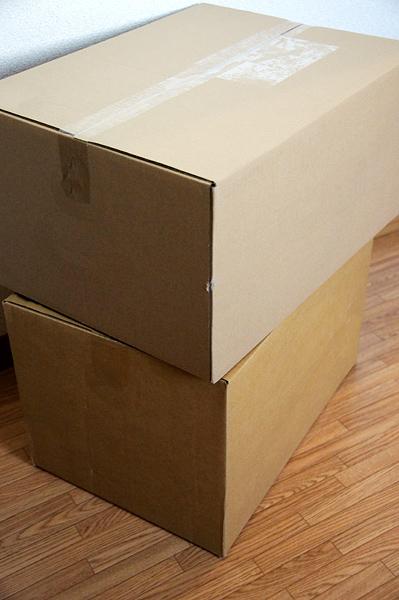 二個のボックス