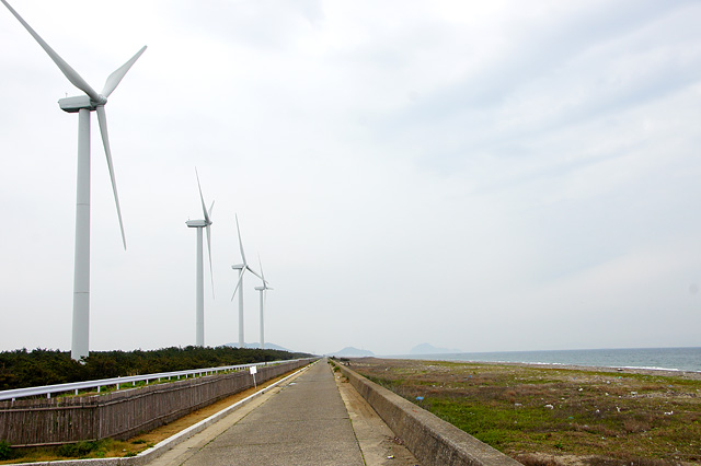 風力発電機