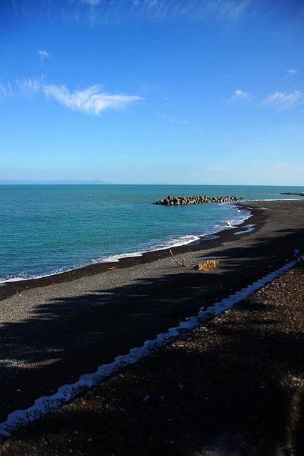 広い海の無料写真素材