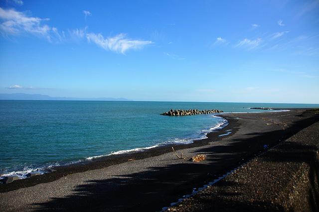 広い海の写真素材 フリー