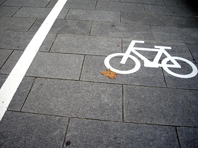 自転車通行帯