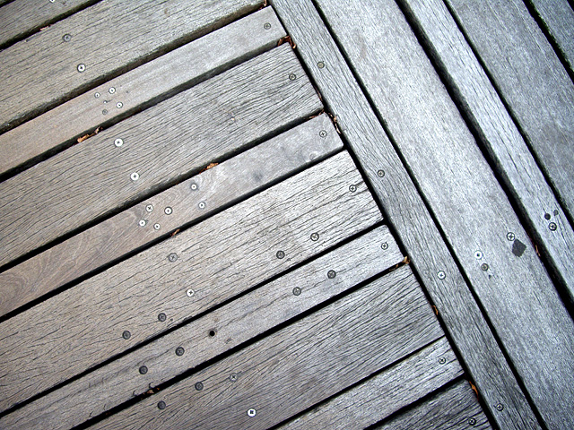 木道の写真素材 フリー