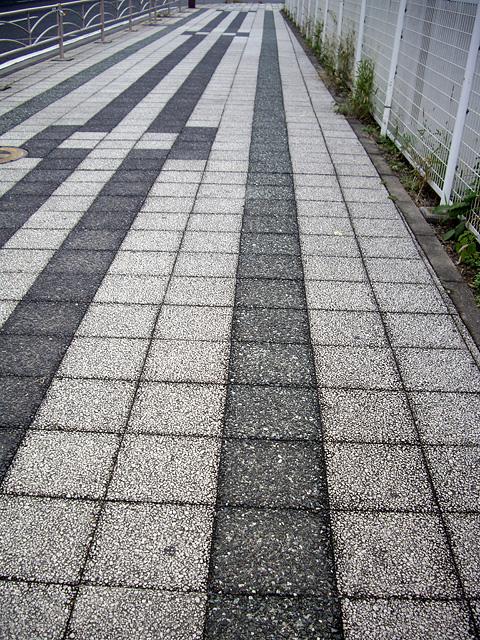 歩道の写真素材 フリー