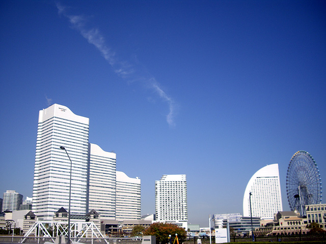 横浜の観光地