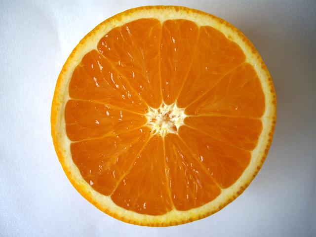オレンジの写真素材 フリー