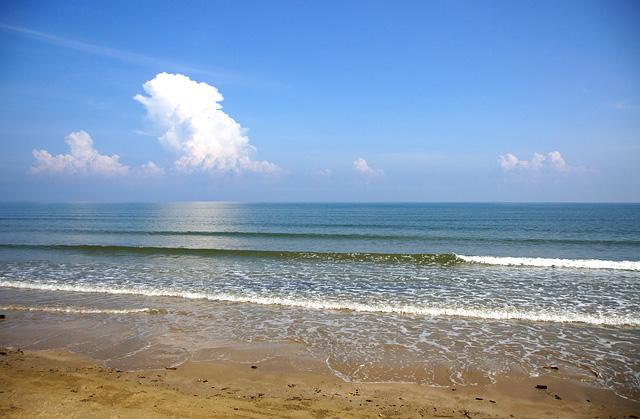 夏の海の写真素材 フリー