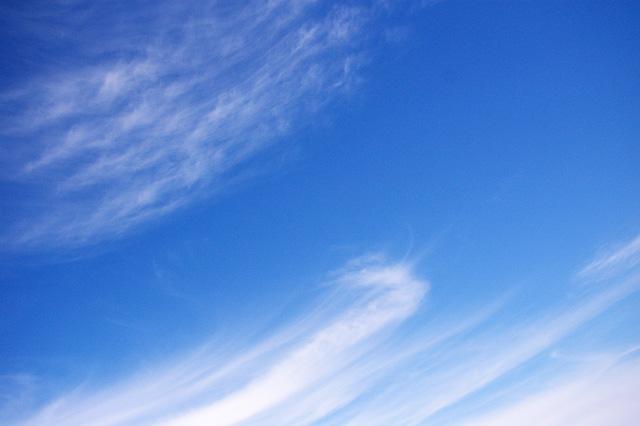 青空の写真素材 フリー