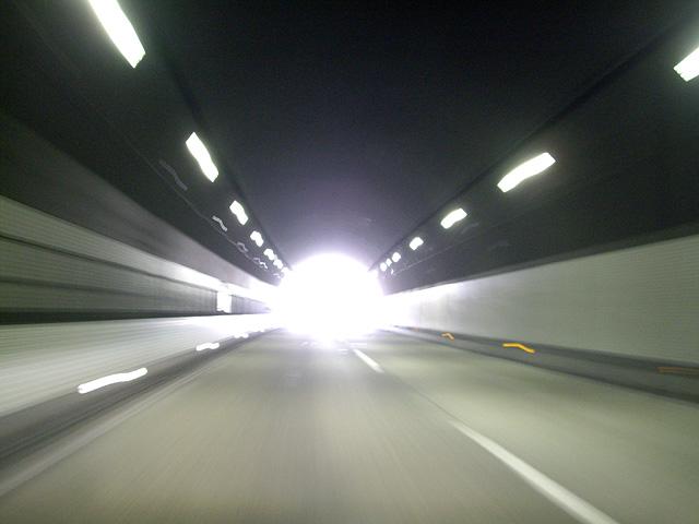 トンネルの写真素材 フリー