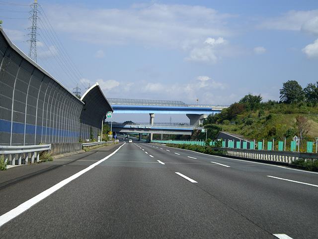 高速道路の写真素材 フリー