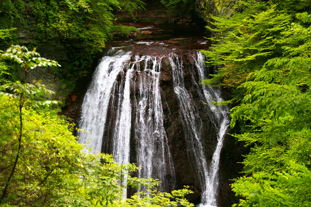 王滝の写真素材 フリー