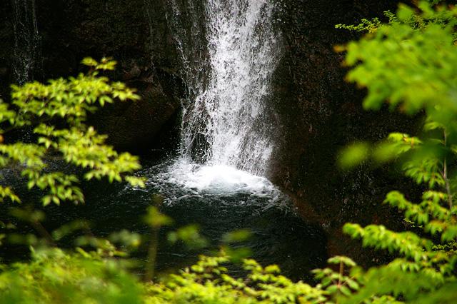 滝つぼの写真素材 フリー