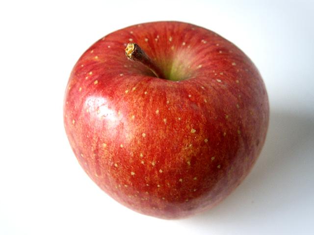 リンゴの無料写真素材