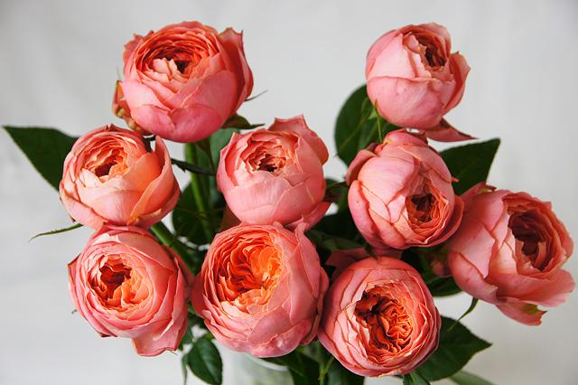 ロマンティックアンティークの花束