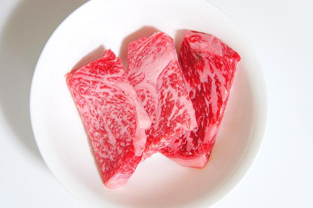 牛肉の無料写真素材