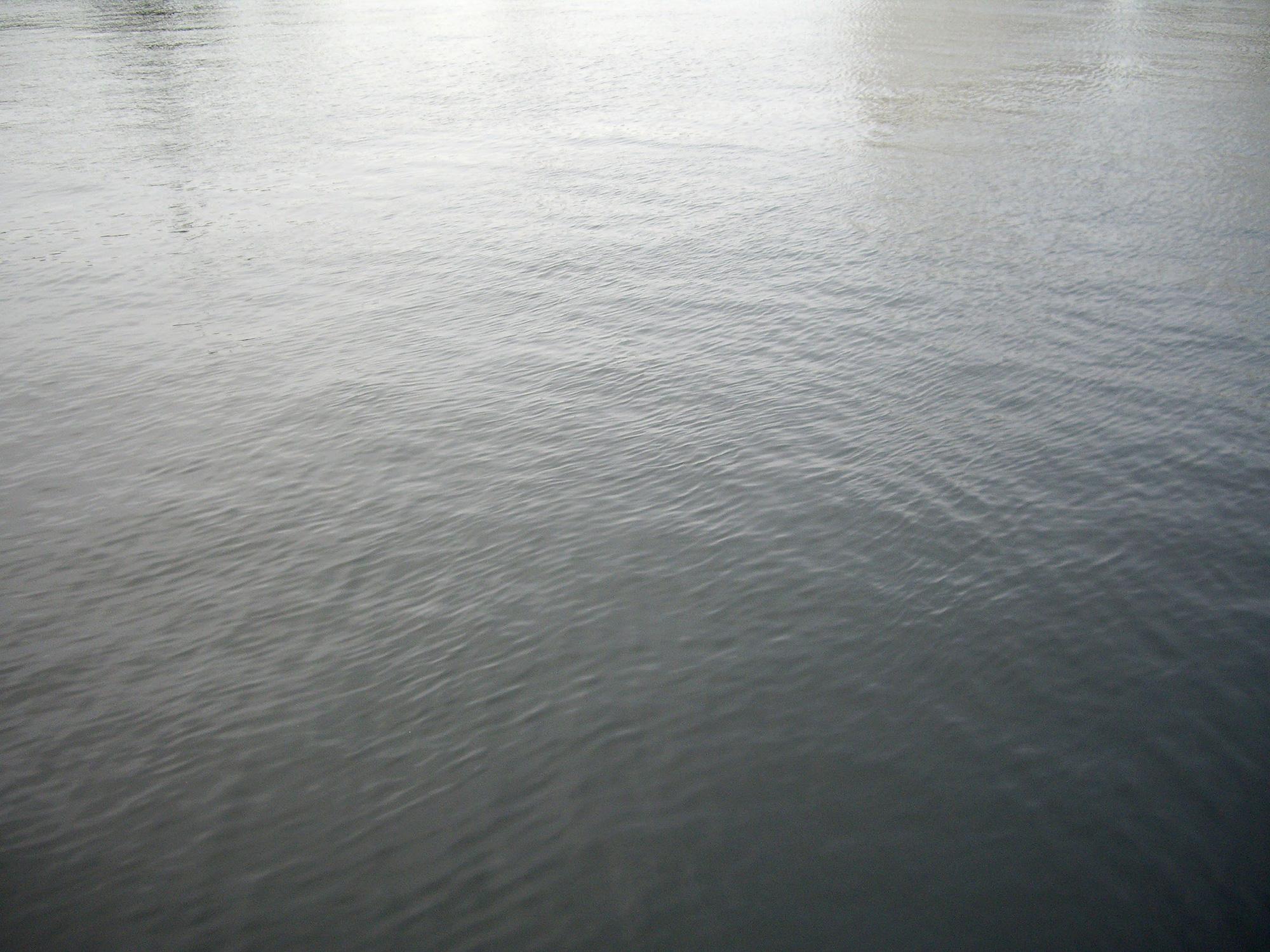 水面のテクスチャの写真のフリー素材