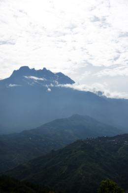 キナバル国立公園のフリー写真素材
