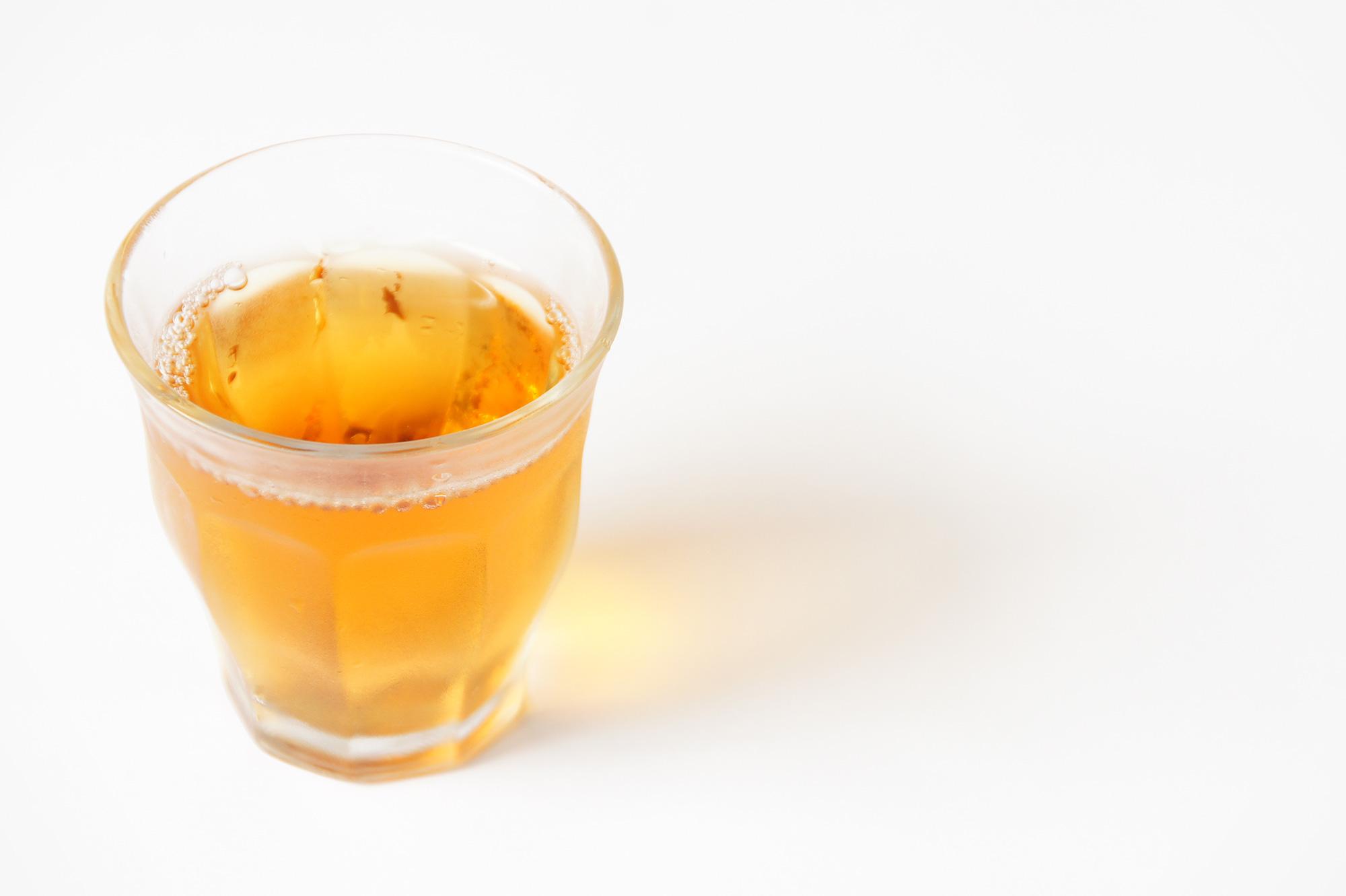 ウーロン茶のフリー写真素材