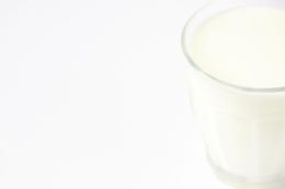 ミルクのフリー写真素材