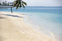 リゾートの海のフリー素材