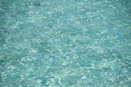 ゆらめく水面のフリー写真素材