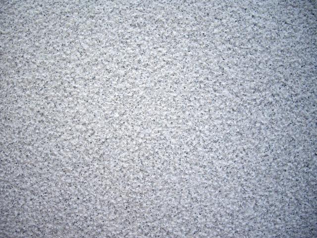 白い石の壁