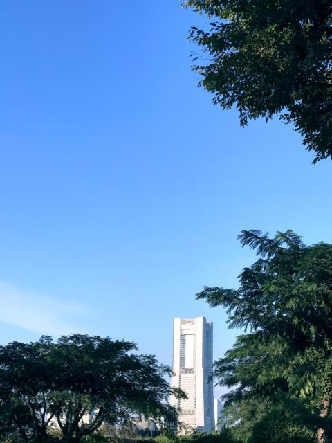 横浜のランドマークタワー
