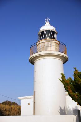 城ヶ島の灯台のフリー写真素材