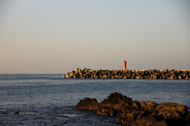 三崎の海のフリー写真素材