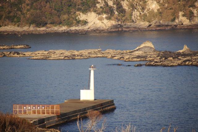 城ヶ島の海のフリー写真素材