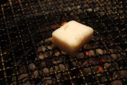 焼き肉用の牛脂の写真素材(無料)